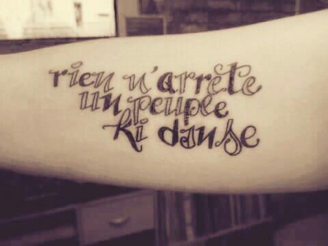 Mon septième tatoo