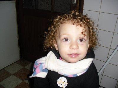 ma fille cléa qui a maintenant 29 mois !!!!