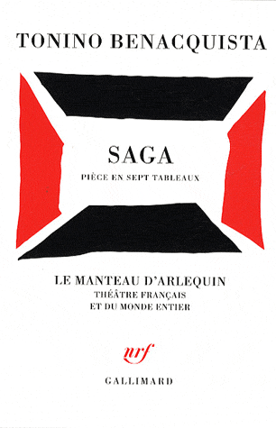 Saga (Tonino Benacquista)