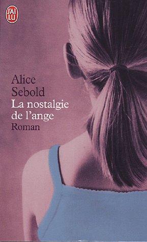 La nostalgie de l'ange (Alice Sebold)
