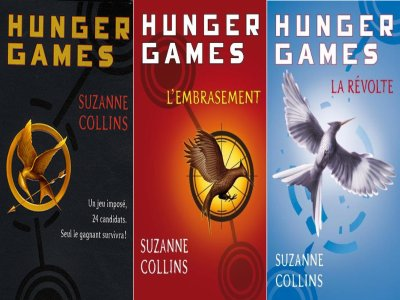 "Saga ""Hunger Games"" (Suzanne Collins)"