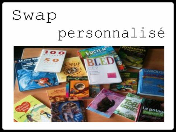 Swap personnalisé 2012