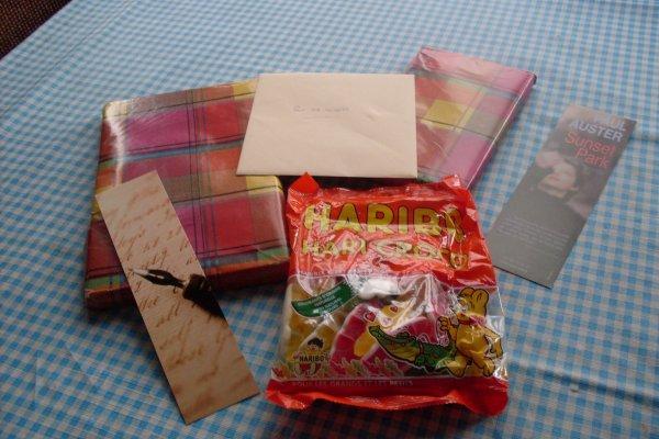 Mini-swap Wish-list 2012