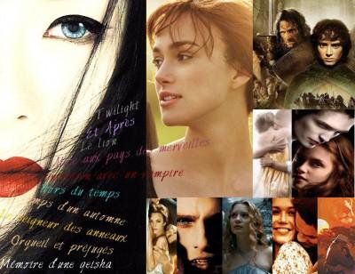 Swap adaptations cinéma 2012