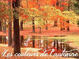 Swap Les couleurs de l'automne 2012
