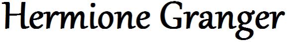 Description physique et mentale du personnage Hermione Jean Granger.