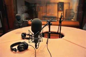 Soyez à l'écoute ! Première émission de radio !!!