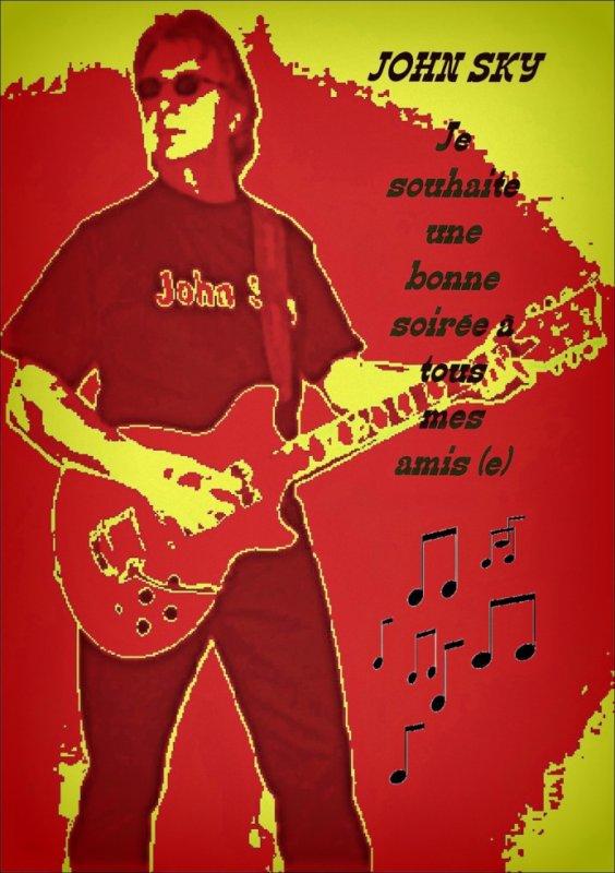 JOHN SKY
