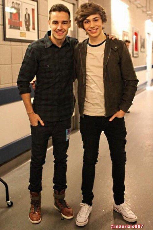 Liam & Geroge
