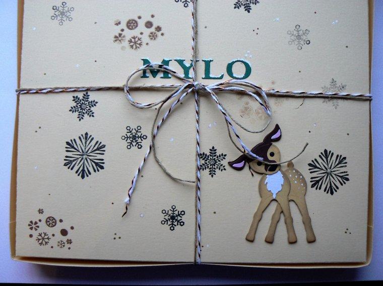 Premier calendrier de l'Avent - Mylo