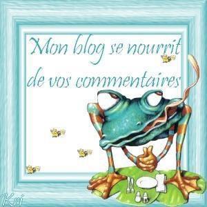 Mon blog se nourrit ...