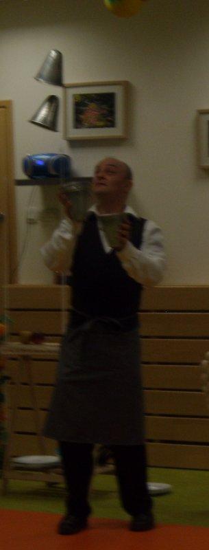 Comédie jonglée