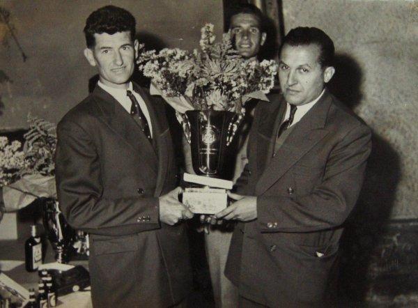 Coupe Tournier 1958
