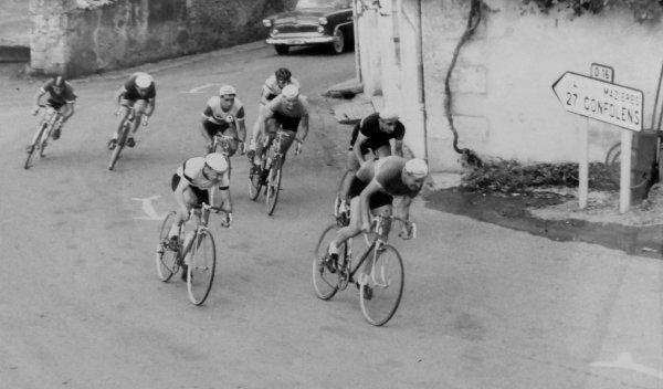Vainqueur à Roumazières en 1950 et 52