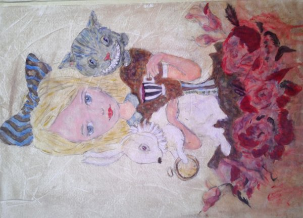 Alice steampunk