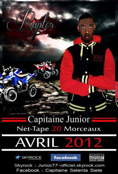 Capitaine Junior Officiel