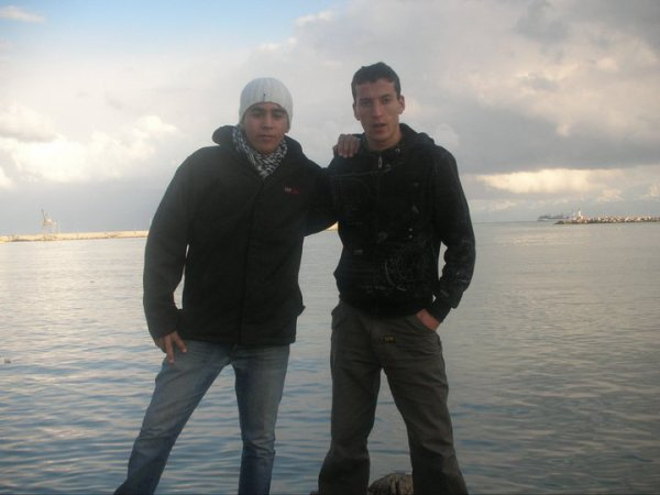 me and my best freind