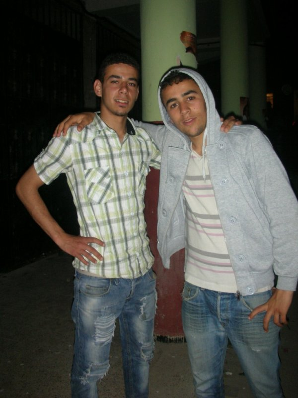 me and miloud