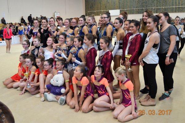 compétitions régionales 2017