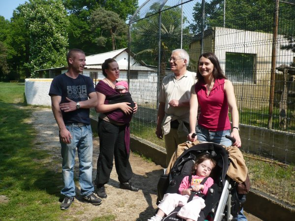 au zoo d'Attilly (Seine et Marne)