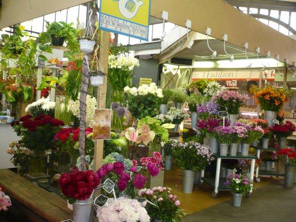 Au marché St Quentin, bd Magenta