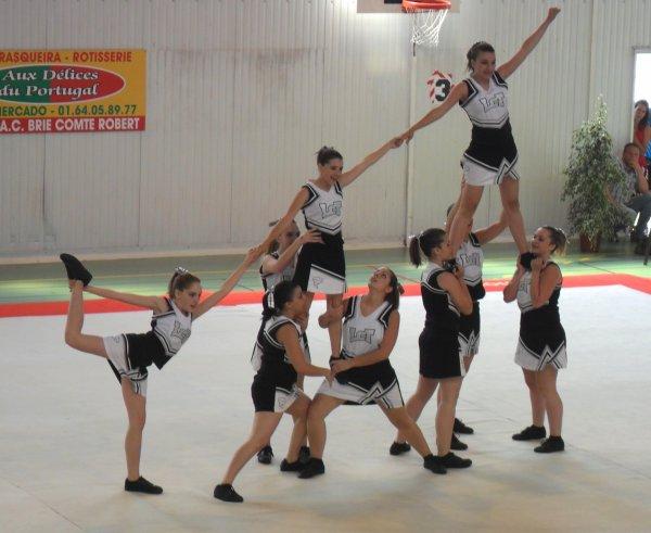 championnat de France de cheerleading