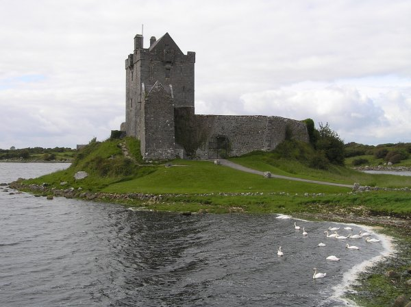 Il est allé en Irlande...