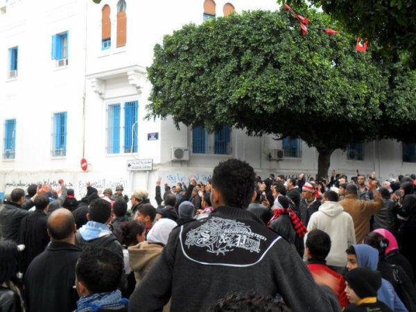 L'LPBT aux manifestations !