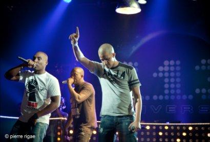 113 en concert au Bataclan : le reportage photo