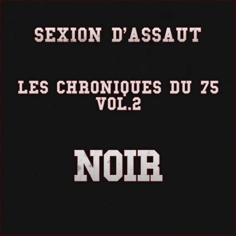 Sexion d'Assaut - Noir