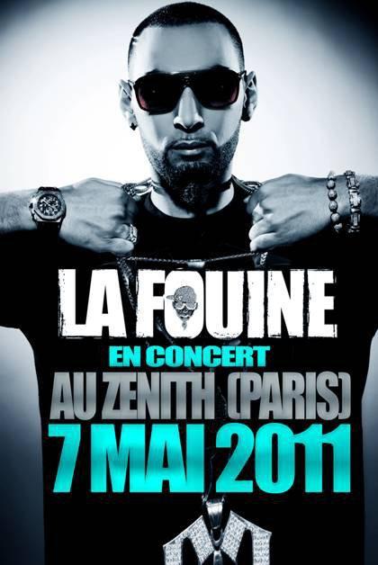 DES INFOS SUR LE DOUBLE ALBUM DE LA FOUINE