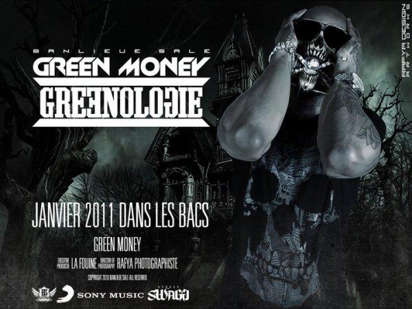 """Greenologie"" dans les bacs en janvier 2011"