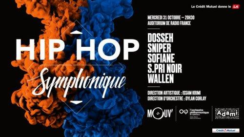 Hip Hop Symphonique, troisième édition