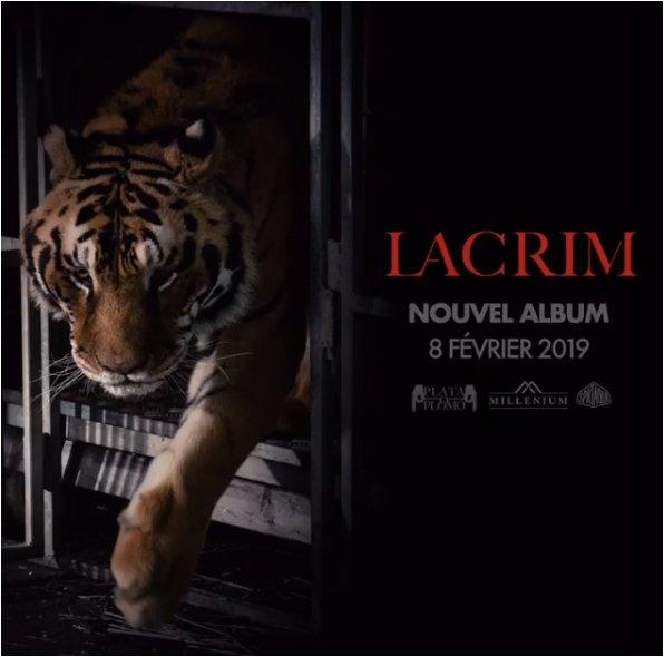 Lacrim : un nouvel album pour février