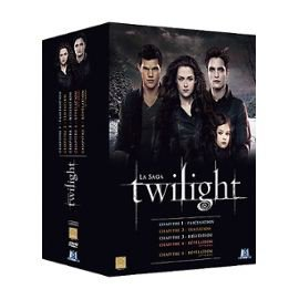 twilight en DVD