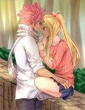 Photo de couplesofairytail