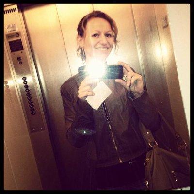 En apesanteur... dans mon ascenseur...