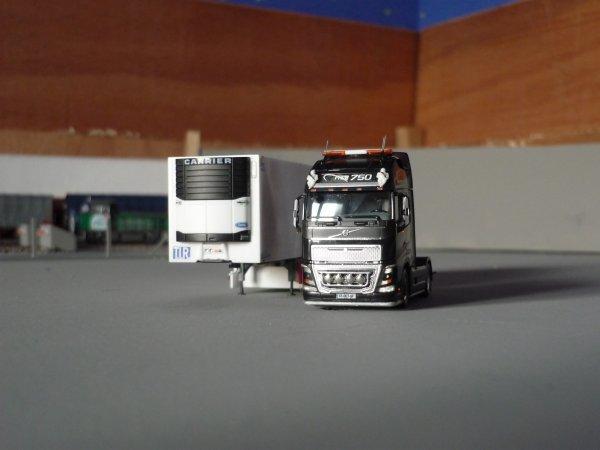 Volvo fh16 750 fini