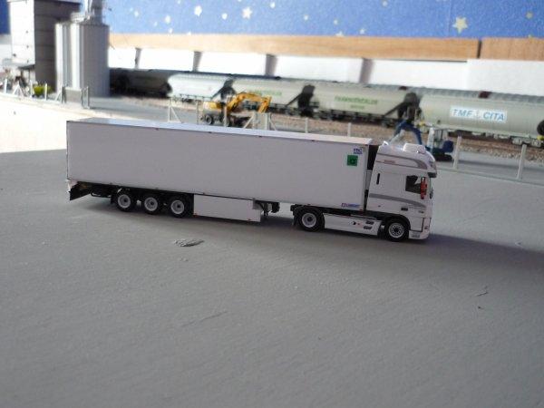 DAF XF 105 ssc edition limitée fini