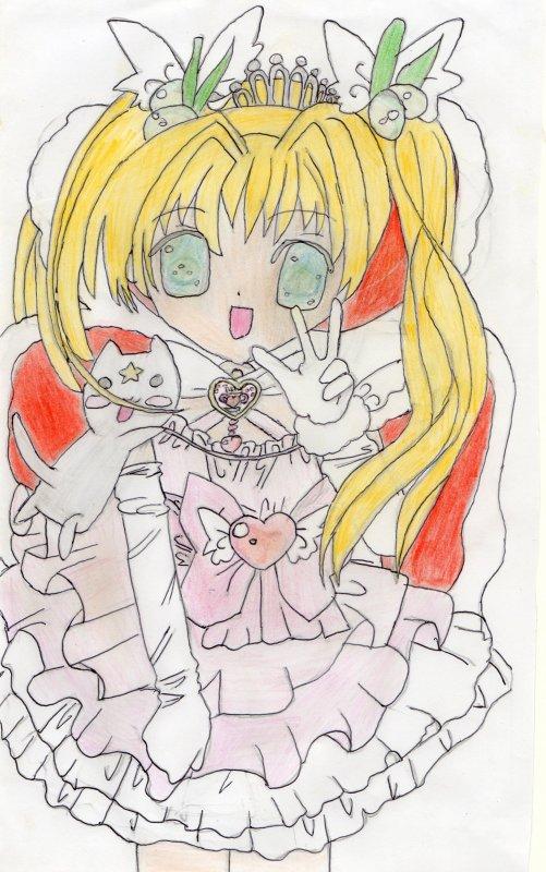 mon dessin de manga!!