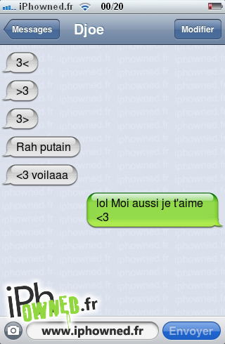 Sms Iphone 1