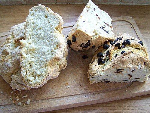 la banique (pain amérindien)