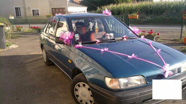 Ma titine que je regrette d'avoir vendu il y a 4 ans c'était une voiture fiable ,   ma nissan Sunny