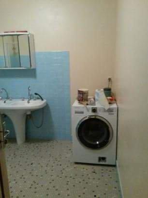 Ma salle de bain rénové mais pas refaite