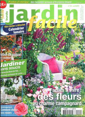jardin facile magazine les coups de coeur d 39 ingrid. Black Bedroom Furniture Sets. Home Design Ideas