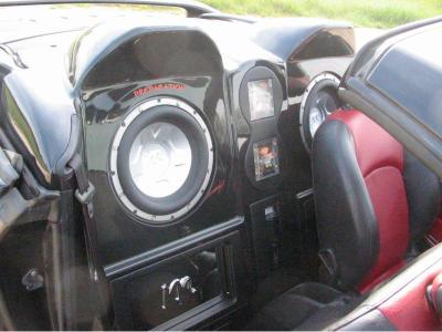206 cc noir intérieur - Spécial tuning