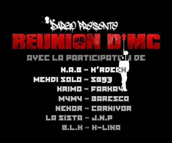 BRUXELLES CLASH  / REUNION D'M.C !!!! - FEAT  N-A-B - K'RDECH -  MEHDI SOLO - SB 93 - KRIMO - FARKAY - MYMY - BARESCO - NEKOR - K-RNIVOR - LA SISTA - J-N-P - B-L-K & K-lINA  (2009)
