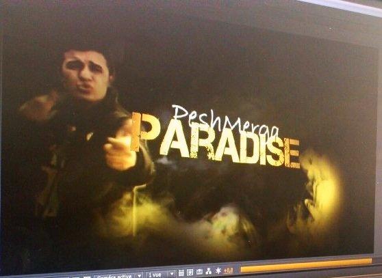 _Peshmerga# _Nouveau son : Paradise_*