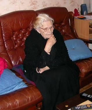 lettre à la grand-mère