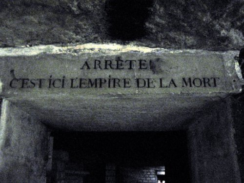mémoire de l'Enfer